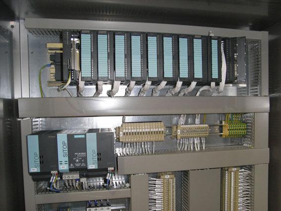 PLC Panel Siemens