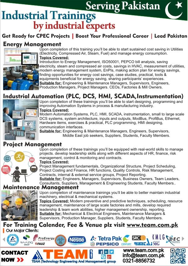 TEAM Industrial Training-4