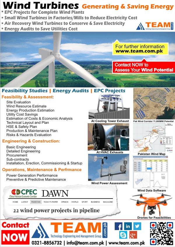 TEAM Wind Turbine