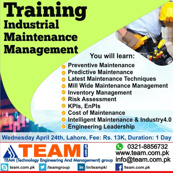 April 17b Training